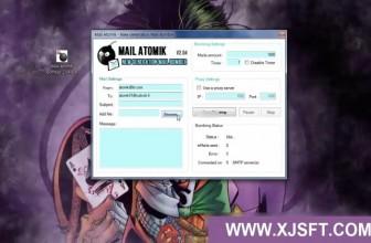 Mail Bomber – Saturer Une Boite Mail De Messages
