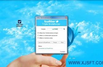 comment retrouver son mot de passe Twitter, finalement, c'est assez simple
